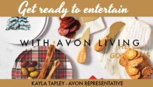Visit Kayla Tapley's Avon Store