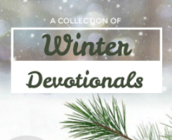 Winter Devotional Collection for Women