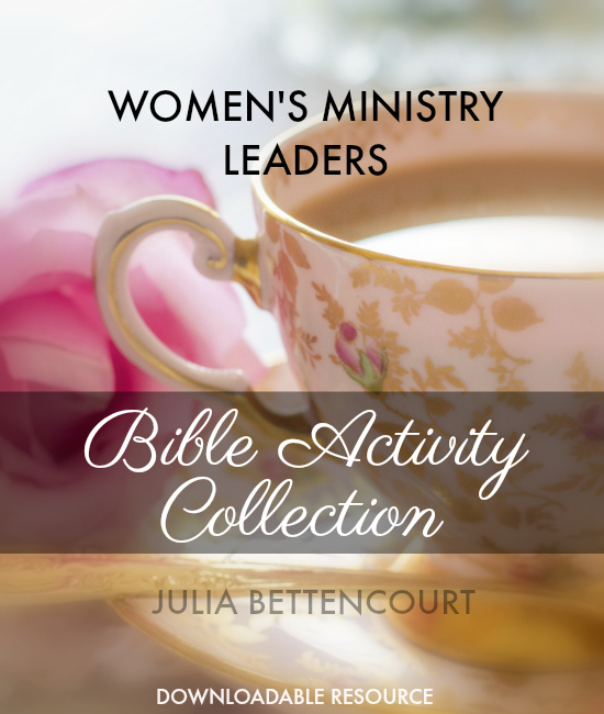 Bible Activity Collection