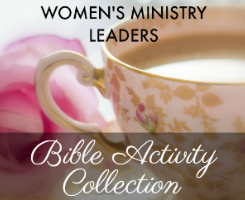 Bible Lessons Women's Ministry