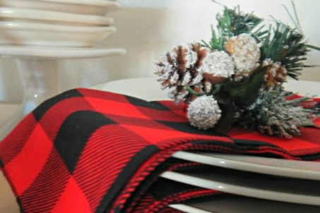 Buffalo Plaid Budget Friendly