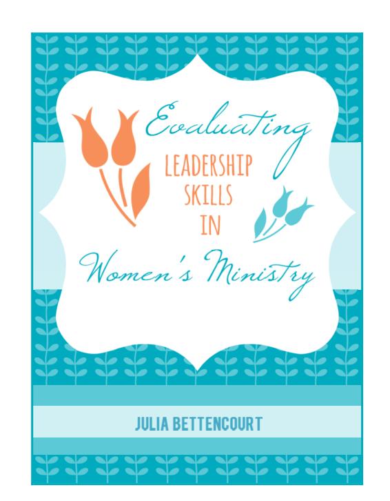 Women's Leader Evaluation