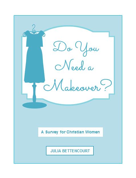 Spiritual Makeover Survey for Women
