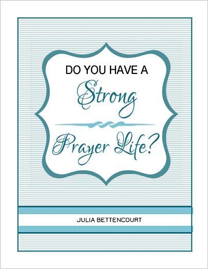 Prayer Life Assessment for Women