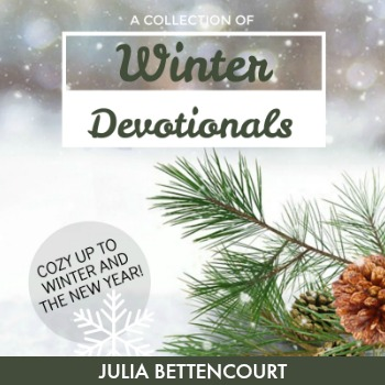 Winter Devotionals by Julia Bettencourt
