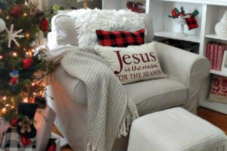Its a Cozy Farmhouse Christmas