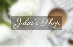Julia's Shop for Ministry Material
