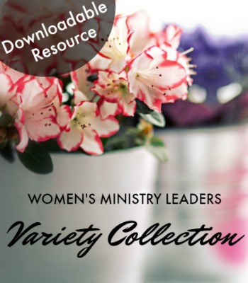 Women's Ministry Variety Collectio